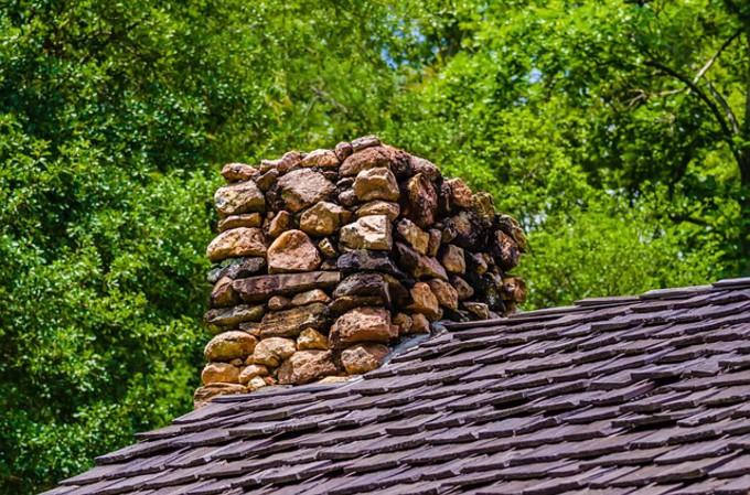 Conduit de cheminée extérieur