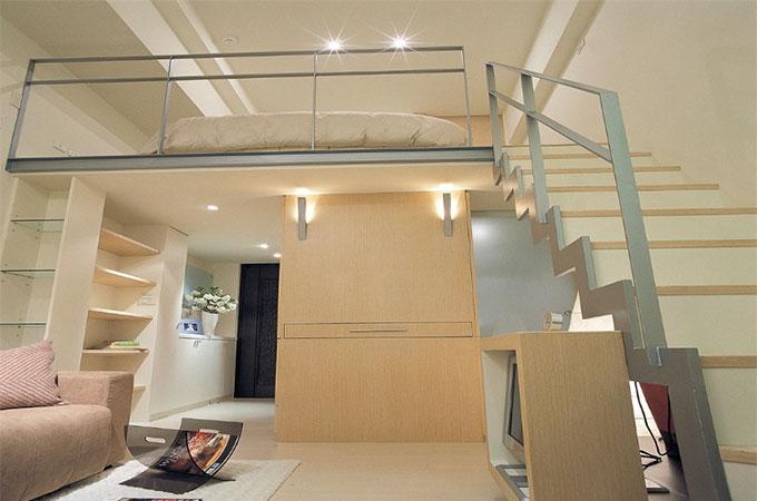Plateforme mezzanine gagner de l 39 espace avec style - Kind mezzanine kantoor ...