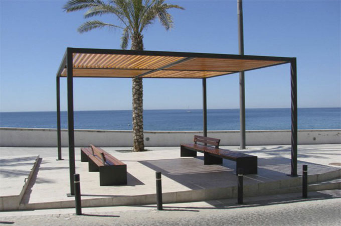en savoir plus sur la pergola autoport e. Black Bedroom Furniture Sets. Home Design Ideas