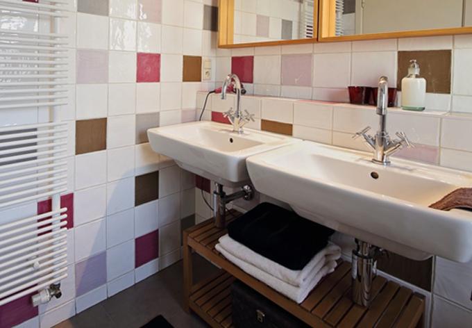 Les finitions pour les plaques de pl tre - Plaque pour recouvrir carrelage salle de bain ...
