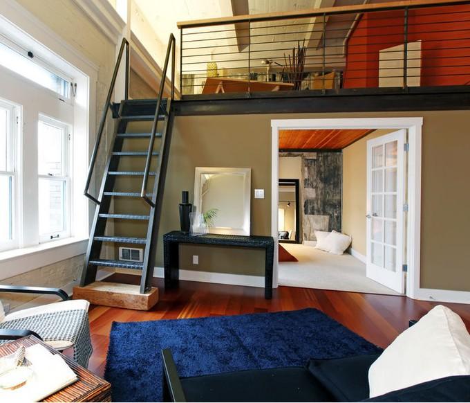 Comment construire une mezzanine dans son appartement - Construire sa mezzanine ...