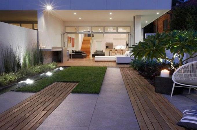 tout ce qu il faut savoir sur l all e de jardin en bois. Black Bedroom Furniture Sets. Home Design Ideas