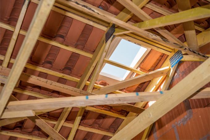 Simple cependant estimer le cot duune charpente fermette - Prix d une toiture neuve au m2 ...