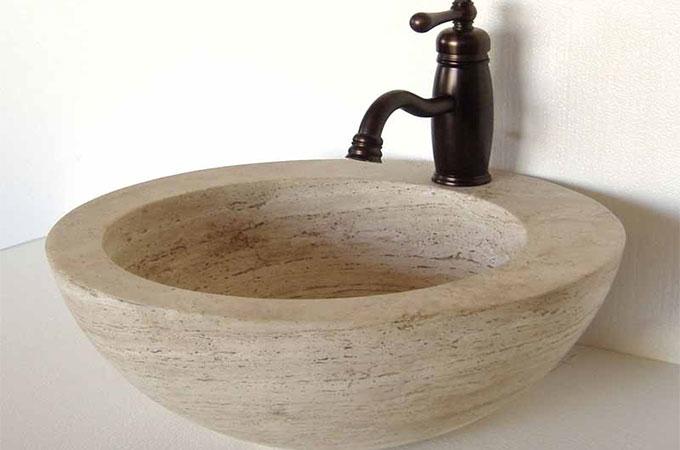 en savoir plus sur le prix d une vasque en pierre. Black Bedroom Furniture Sets. Home Design Ideas