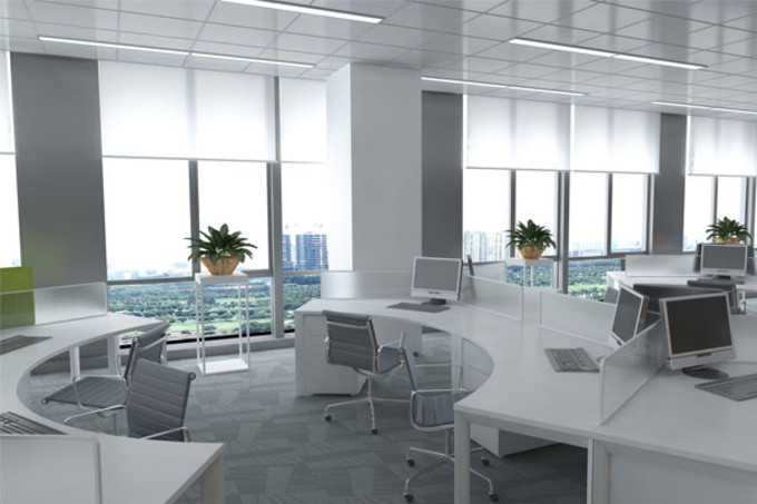 Rénover ses bureaux professionnels