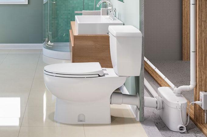 tout savoir sur les wc avec broyeur. Black Bedroom Furniture Sets. Home Design Ideas