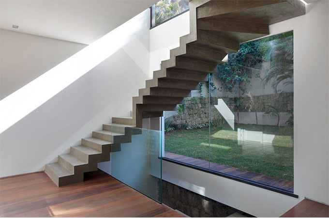Quel Tarif pour Rénover un Escalier en Béton ?