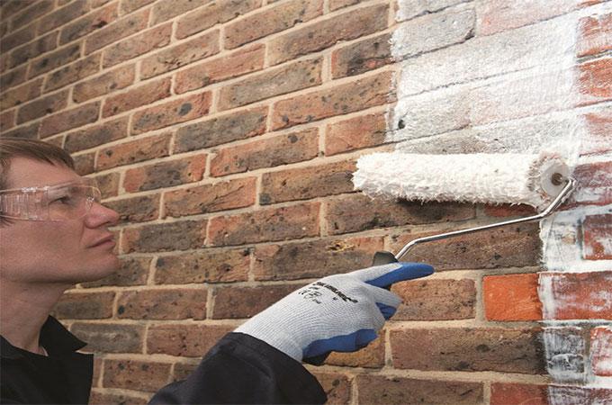 Les enduits pour un ravalement de fa ade en brique for Quelle peinture pour ravalement facade