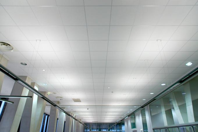Tout ce que vous devez connaitre sur le plafond suspendu en plaque de pl tre - Plaque plafond suspendu ...