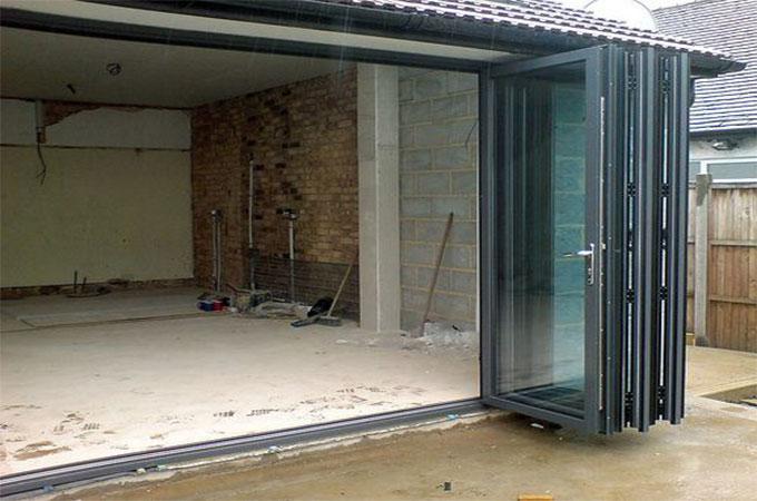 Porte de garage a vantaux les caract ristiques - Porte garage pliante isolante ...