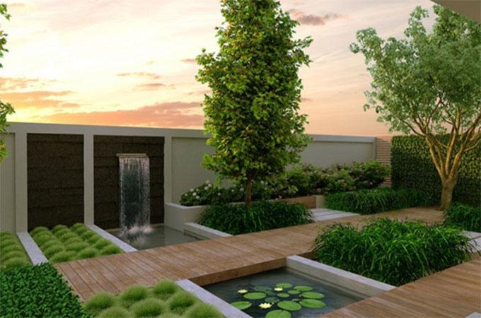 Savoir quel arbre planter dans un petit jardin for Arbre persistant pour petit jardin