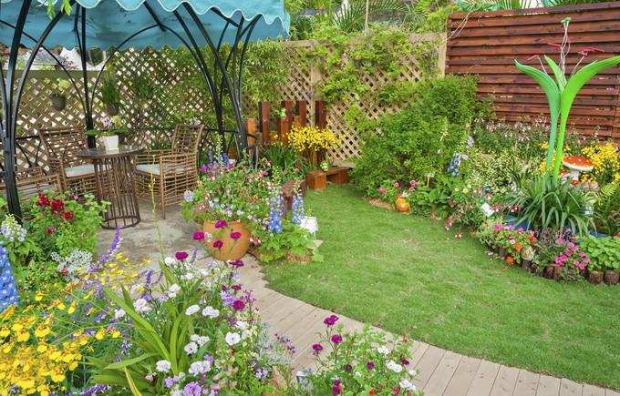 R ussir son am nagement paysager - Creation petit jardin ...