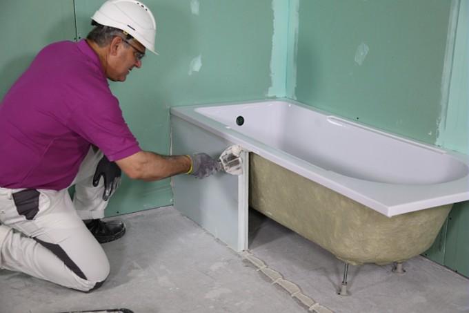 tout savoir sur les techniques de liaison au plancher des carreaux de pl tre. Black Bedroom Furniture Sets. Home Design Ideas