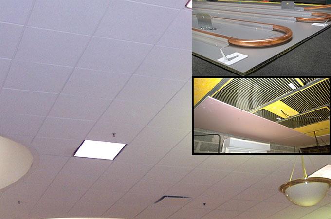 plafond rayonnant electrique quelle utilit. Black Bedroom Furniture Sets. Home Design Ideas