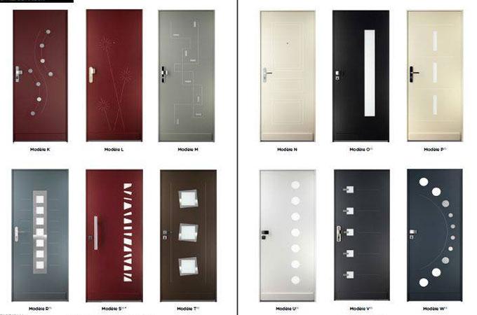 Porte blind e sur mesure le meilleur choix - Porte blindee sur mesure ...