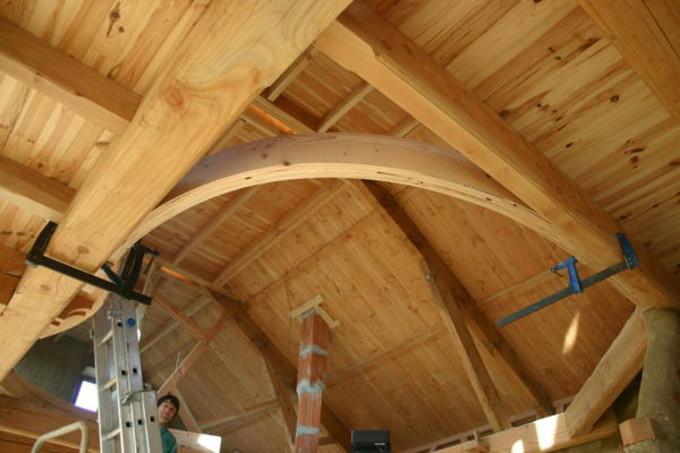 plusieurs techniques abord 233 es pour construire une maison en bois