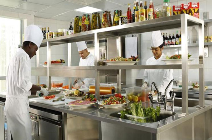 Restraurant faire am nager sa cuisine for Amenagement cuisine professionnelle
