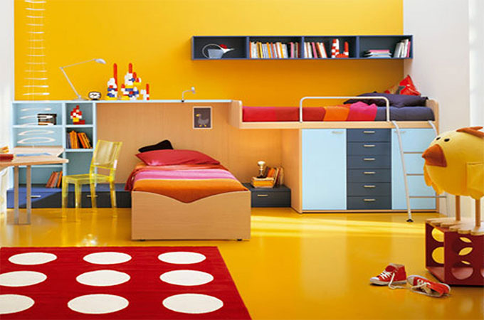 am nager une chambre d enfant comment proc der. Black Bedroom Furniture Sets. Home Design Ideas