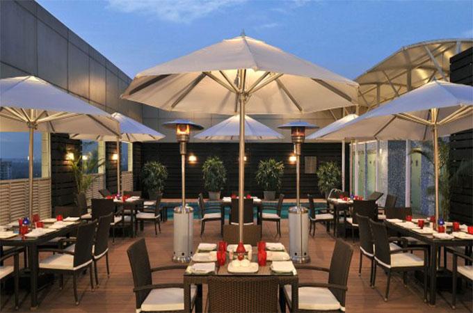 Agencer un restaurant traditionnel Agencer sa terrasse