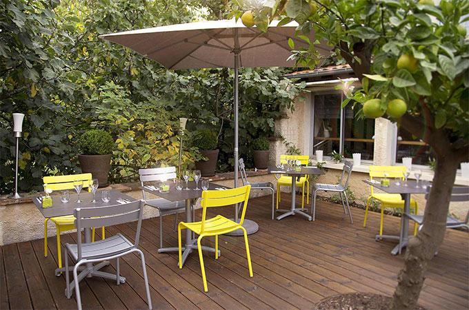 Comment Agencer Une Terrasse De Restaurant