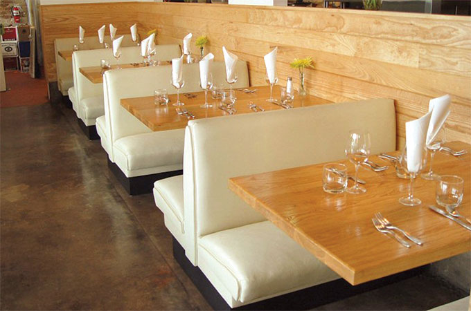 Mobilier de restaurant comment agencer for Mobilier salle a diner