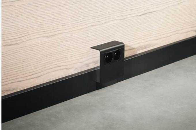 connaitre le prix des plinthes en bois. Black Bedroom Furniture Sets. Home Design Ideas