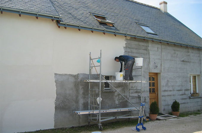Devis Rénovation Façade  Meylan → Prix Ravalement Façadier