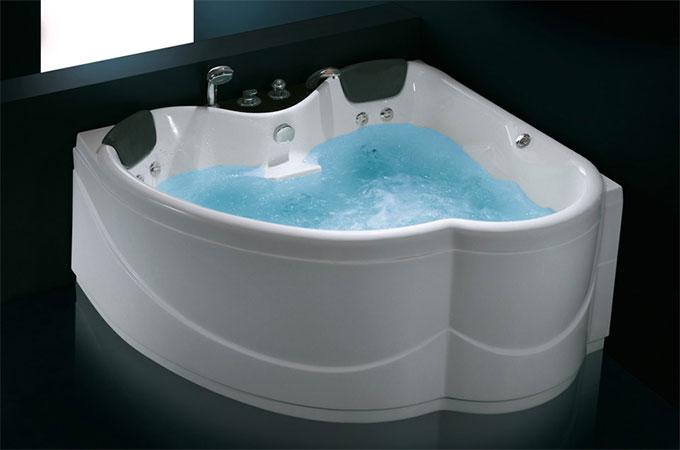 Comment choisir votre baignoire - Comment installer une baignoire balneo ...