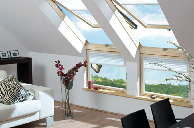 Fen tres de combles les caract ristiques for Reglementation fenetre de toit