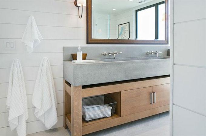 vasque lavabo quels mat riaux choisir. Black Bedroom Furniture Sets. Home Design Ideas