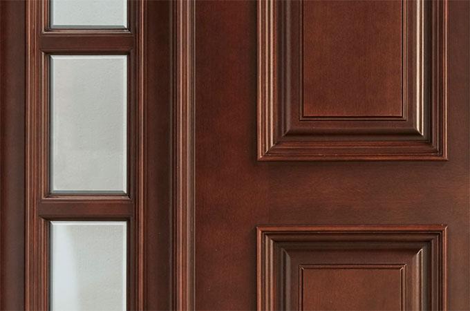 quel est le tarif pour l achat d une porte en bois. Black Bedroom Furniture Sets. Home Design Ideas