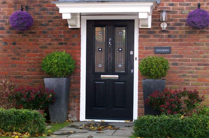Tout savoir sur le prix pour une porte d 39 entr e en mat riau composite - Prix d une porte d entree ...