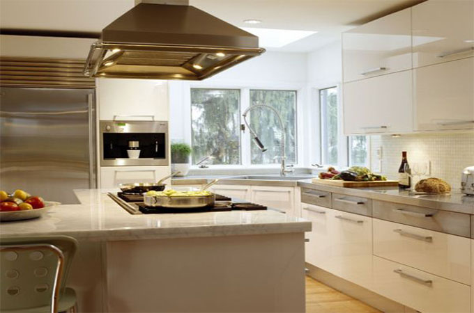 Agencement cuisine comment optimiser une petite surface - Optimiser une petite cuisine ...