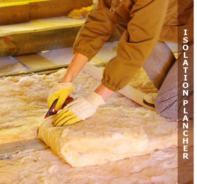 Isolation thermique des planchers la bonne isolation for Dalle chauffante exterieur