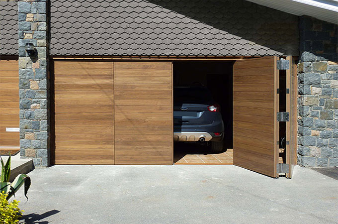 Portes de garage pliantes quels avantages for Top 60 porte garage