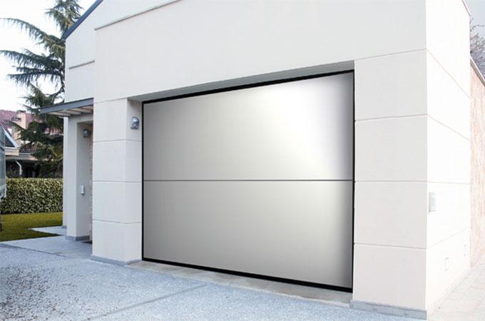 tout savoir sur les portes de garage en acier sp cificit s avantages et inconv nients. Black Bedroom Furniture Sets. Home Design Ideas