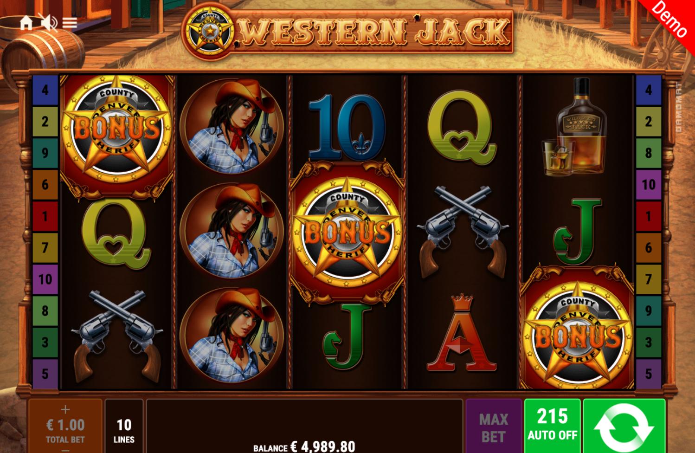 scatter western jack