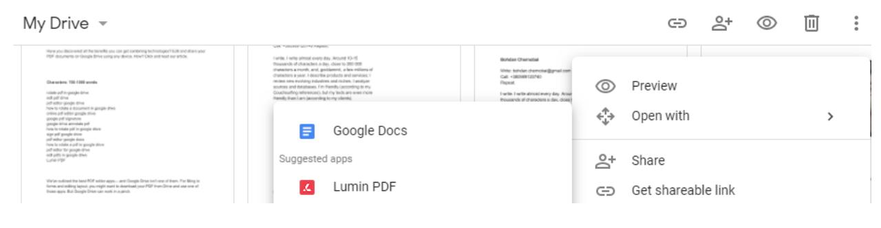 How Do I Share Pdf Files Lumin Pdf Guide