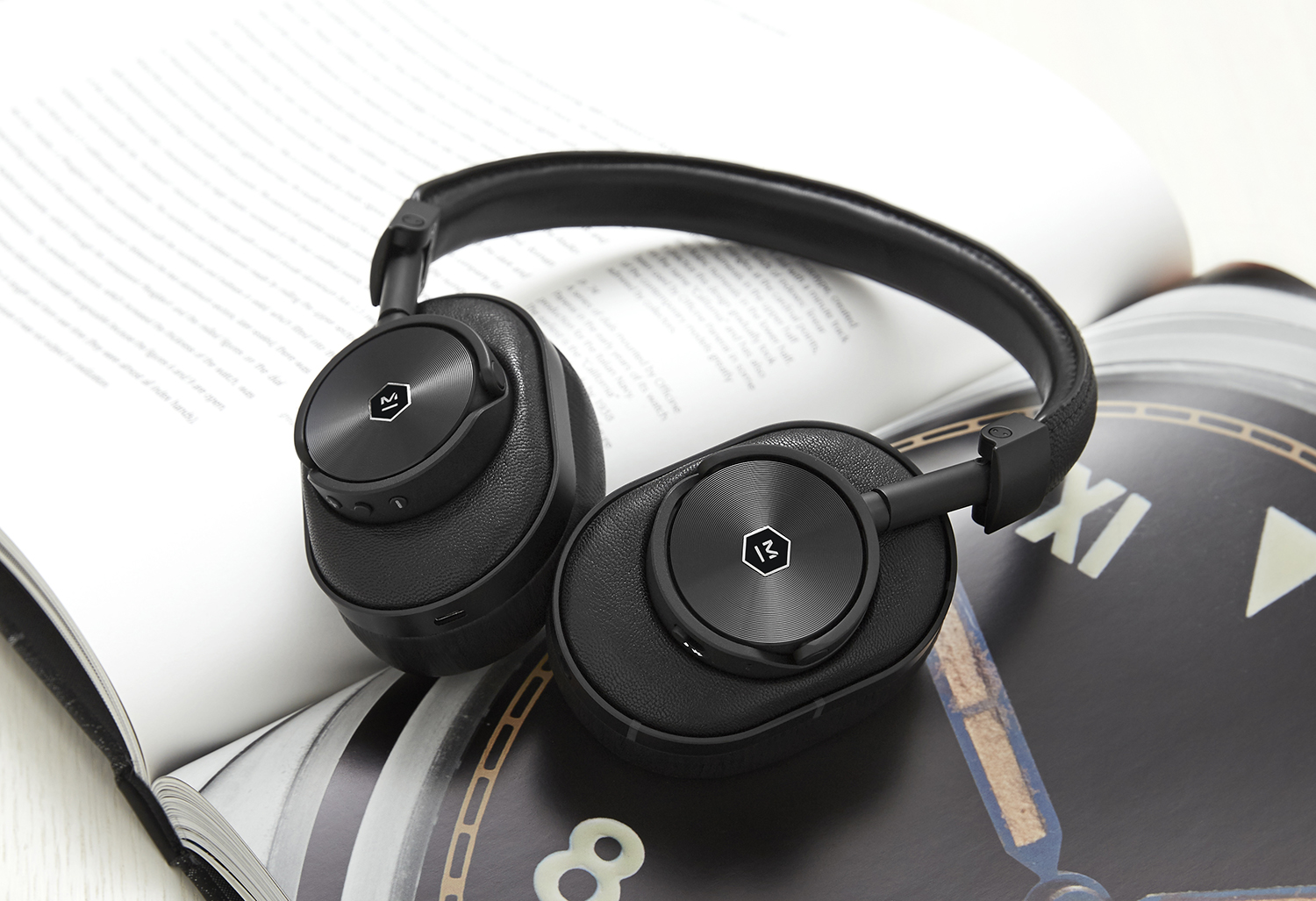 a1f3fa5d1cd New Black-on-Black Colorway for the MW60 Wireless Over-Ear Headphones