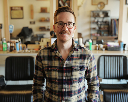 Shed Barbershop: How One Dude Built His Business from Scratch