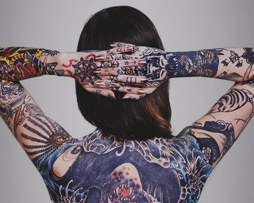 10 Tattoos That Will Make an Inspirational Mark