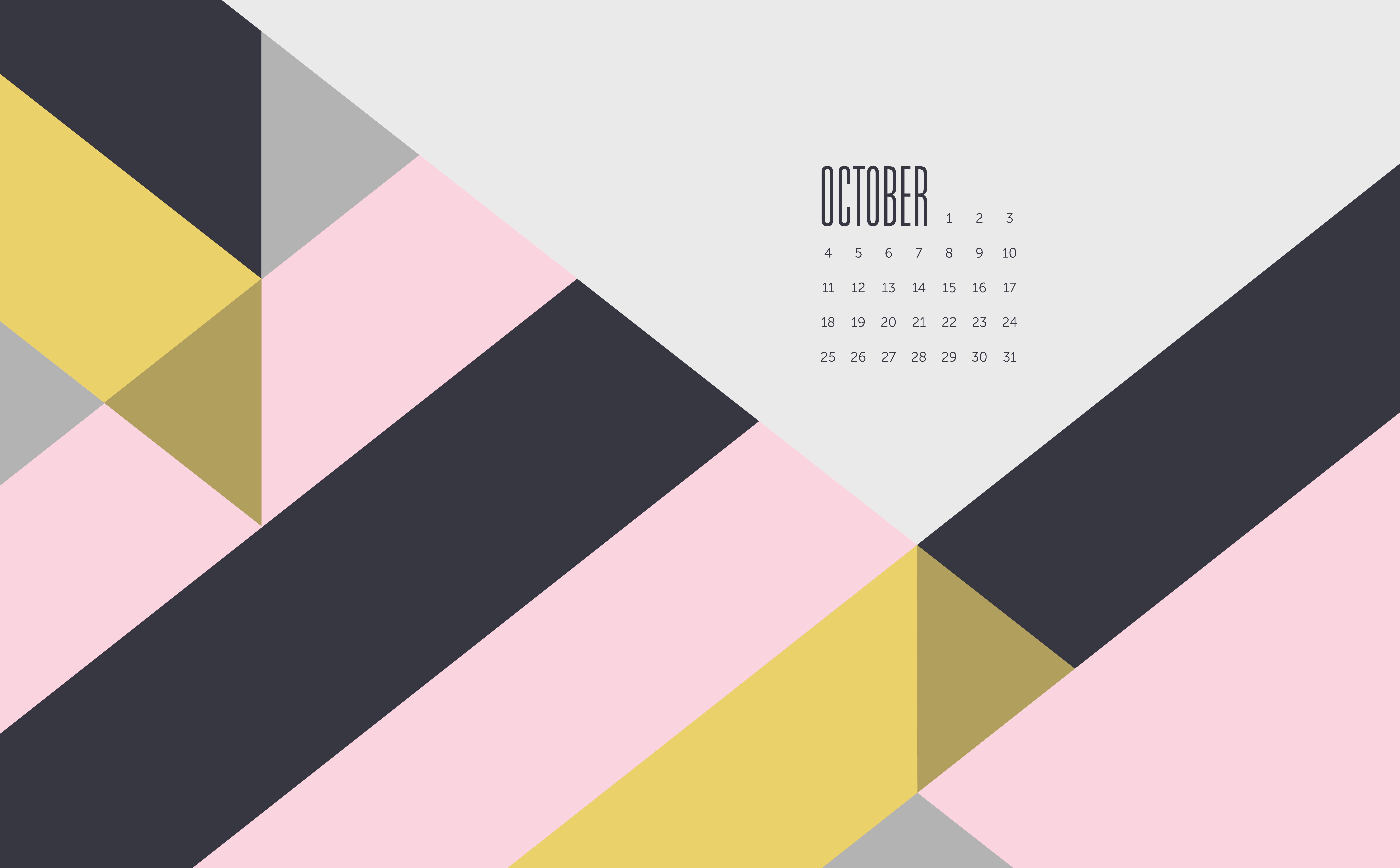 October 2015 Wallpaper Downloads May Designs