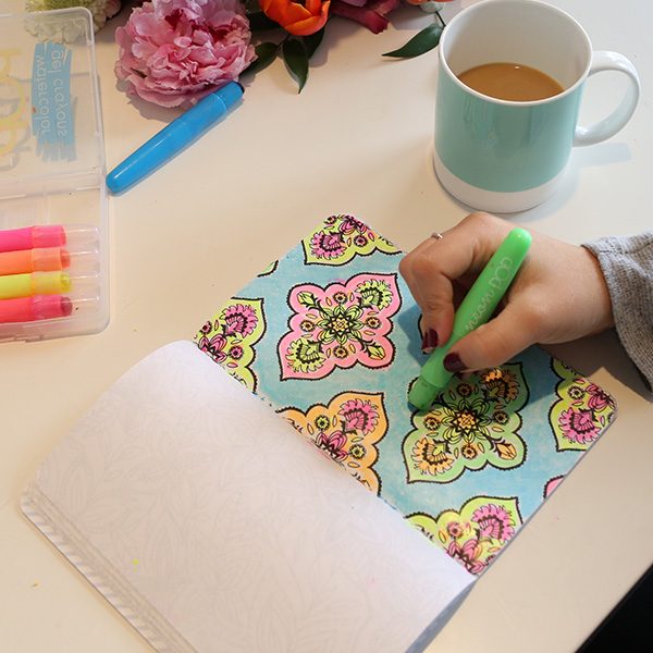 Classic Adult Coloring Book