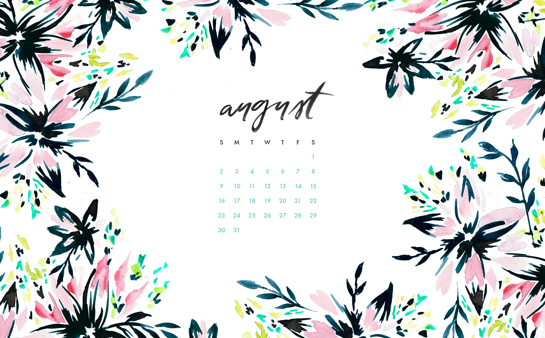 August 2015 Wallpaper Downloads May Designs