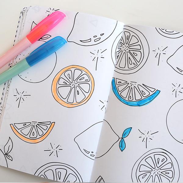 Classic Kids Coloring Book