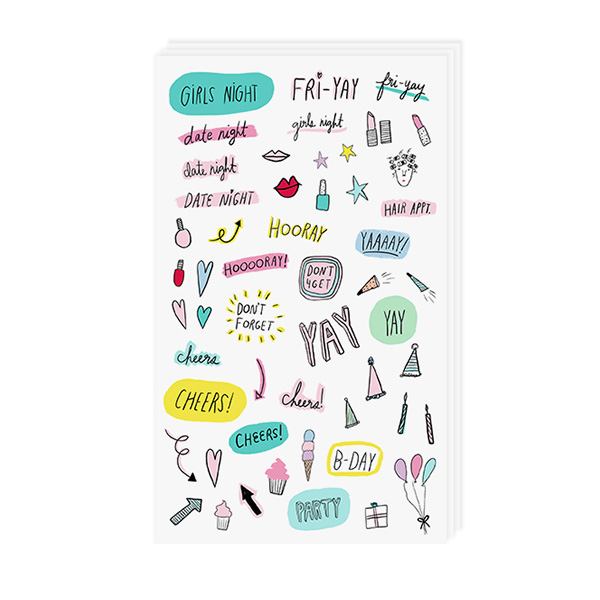 picture regarding May Books Planner named Planner Sticker Pack Could Layouts