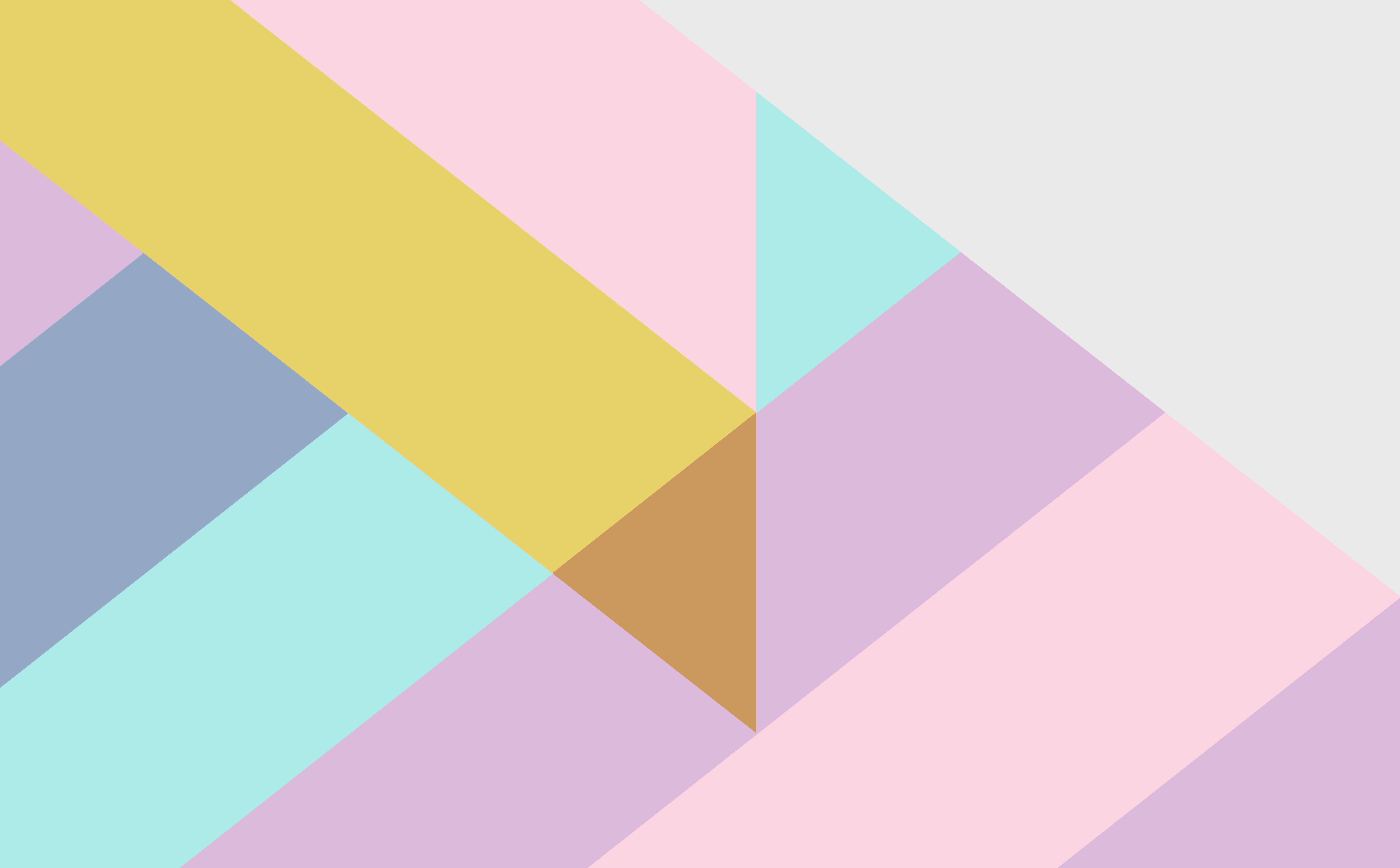 October Color Block + BCA Wallpapers
