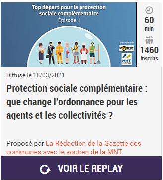 Replay webinaire La Gazette 18 mars 2021 sur la PSC