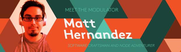 All About Matt and Node.js