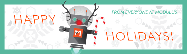 Modulus Holiday Party Recap